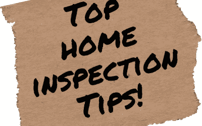 Be Prepared! Our Top 5 Home Inspection Tips for Buyers