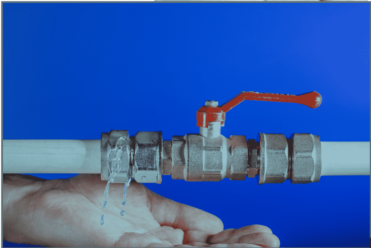 plumbing leak